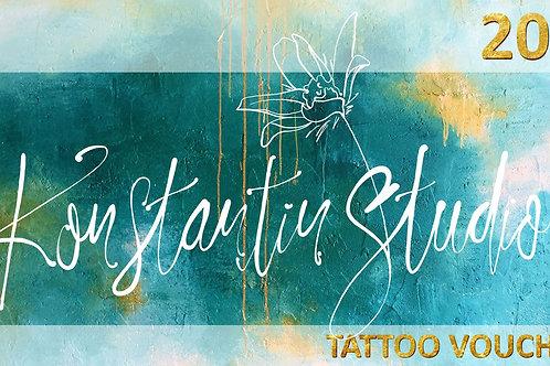 $200 Tattoo Voucher