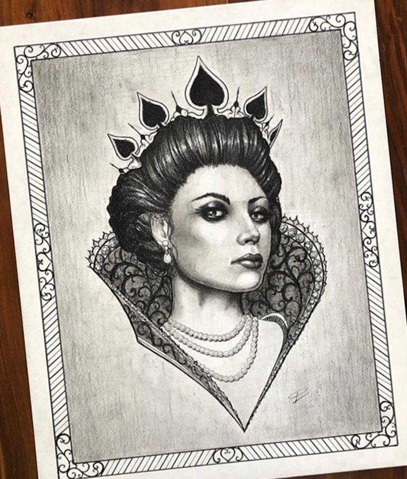 Tattoo Design by David Lapointe