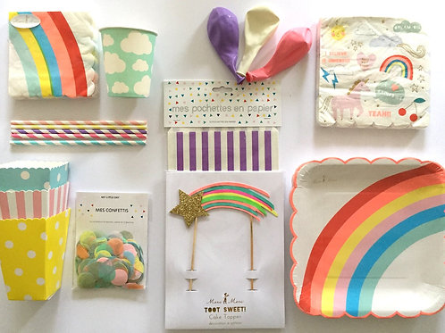 """Party Box """"...over the rainbow..."""""""