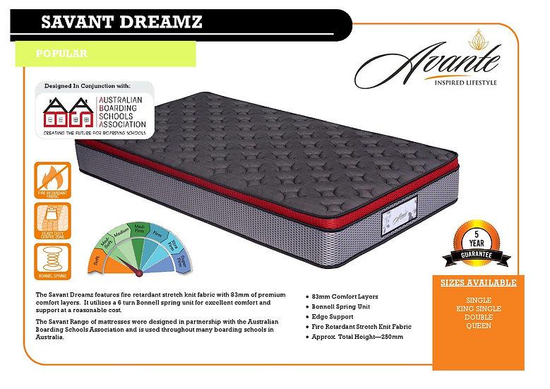 Savant Dreamz Mattress
