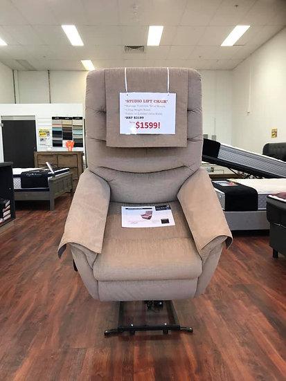 STUDIO Adjustable Chair (with Vibration Massage)