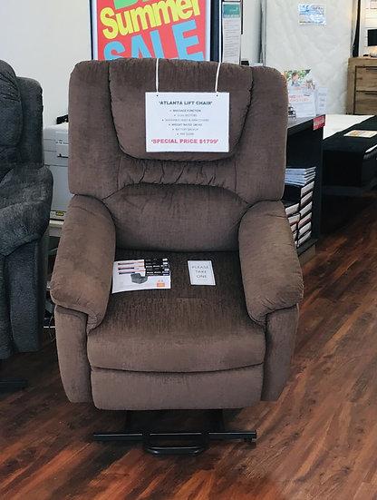 ATLANTA Adjustable Chair (with Vibration Massage)