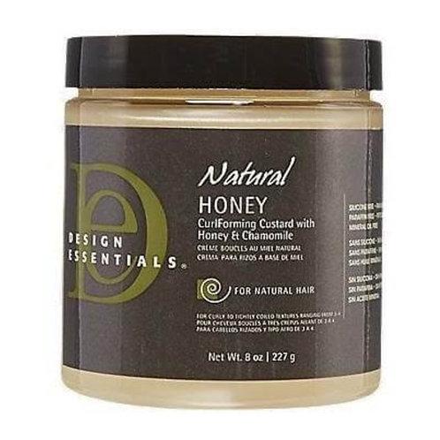 Natural Honey Curl forming Custard