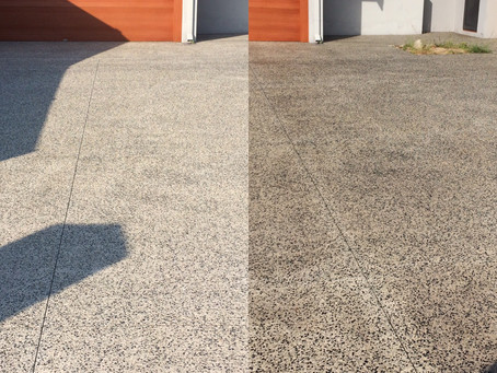 What Stains Can I Remove With High Pressure Cleaning?