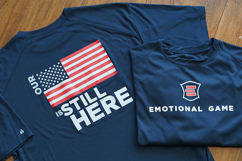 "USA ""Our Flag"" Short Sleeve T-Shirt"