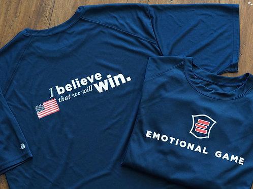 "USA ""I Believe"" Short Sleeve T-Shirt"