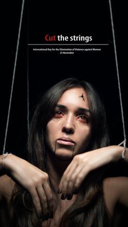 Campanha Violência doméstica