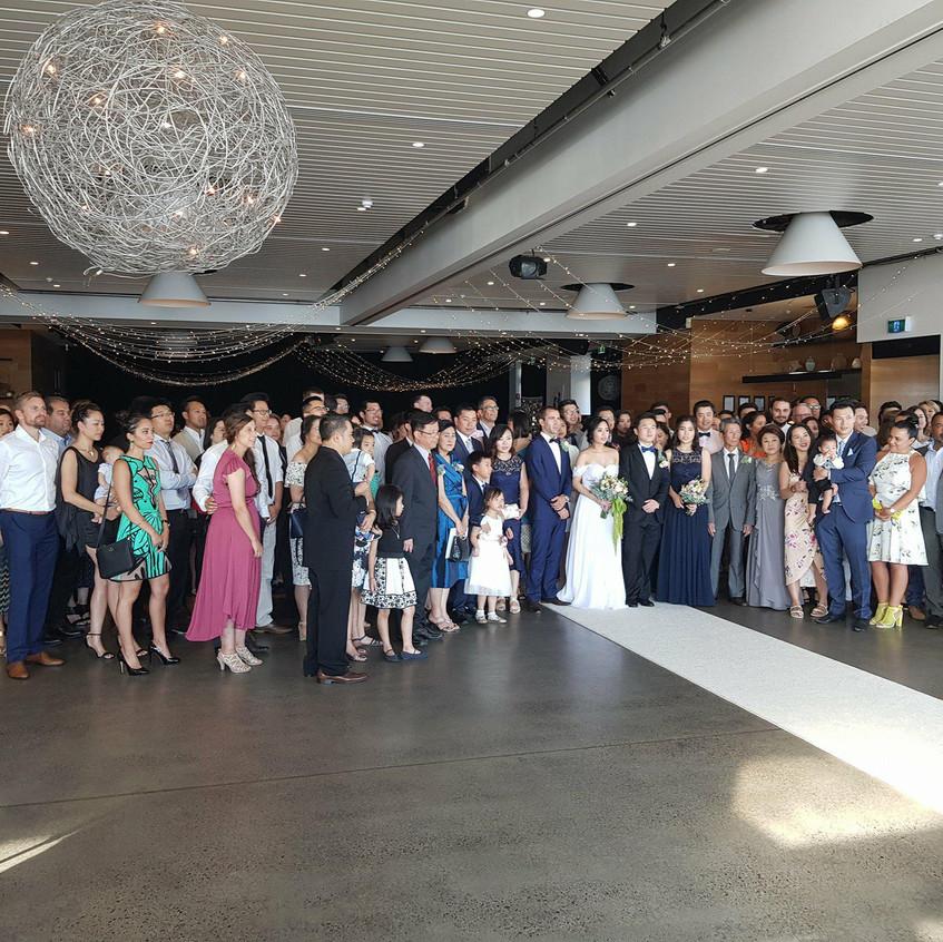 benn stone beach wedding celebrant