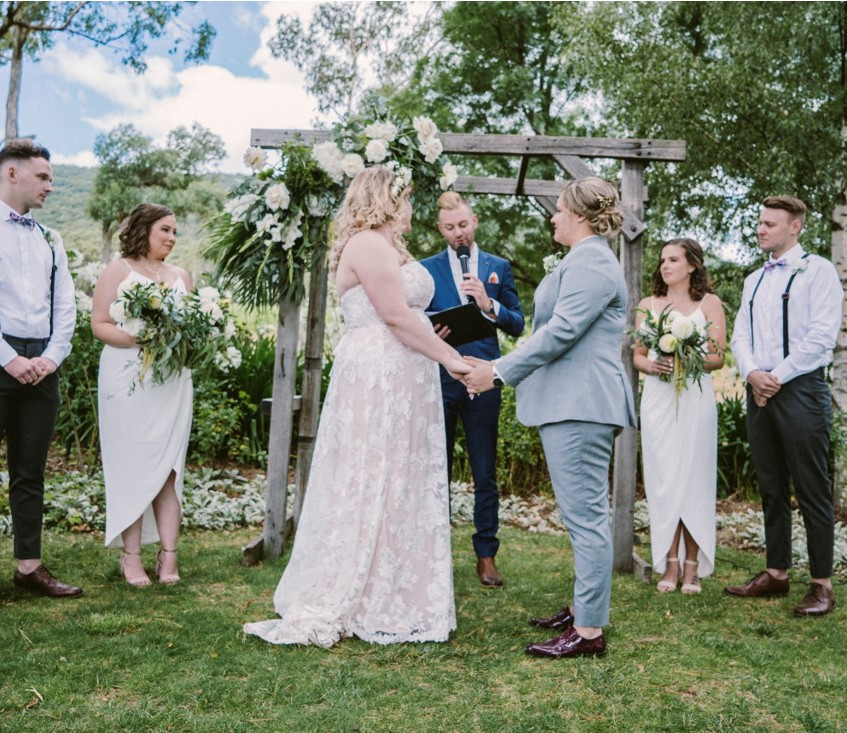 melbourne best wedding celebrant