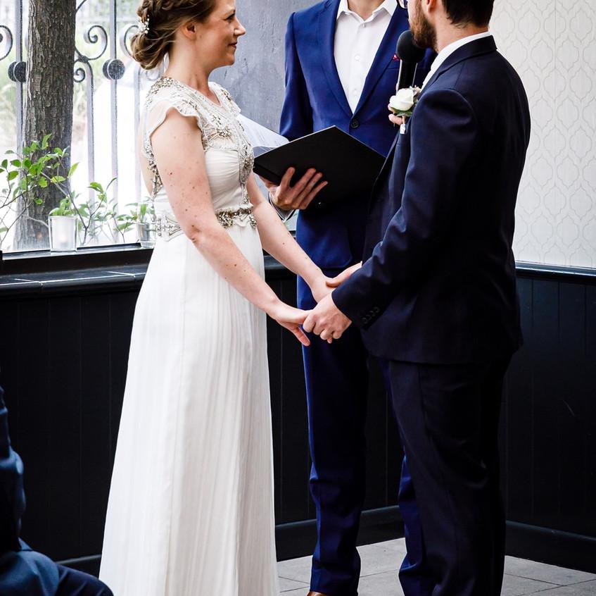 awesome wedding celebrants