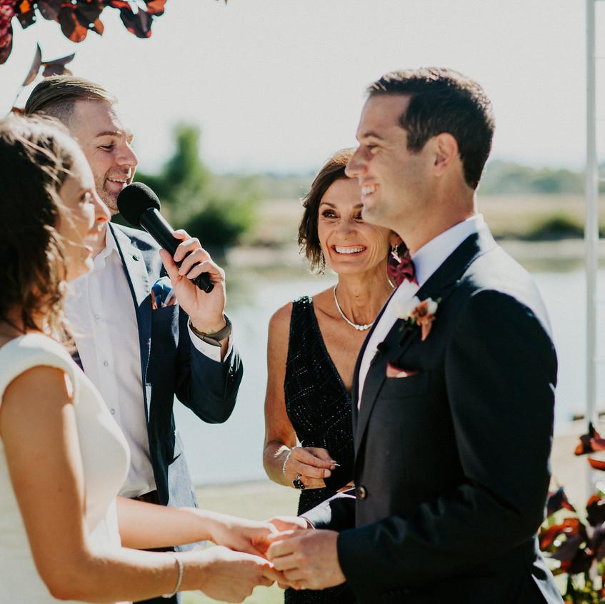chill no fuss wedding celebrants