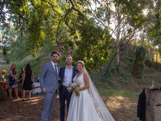 Benn Stone Melbourne Wedding Celebrant