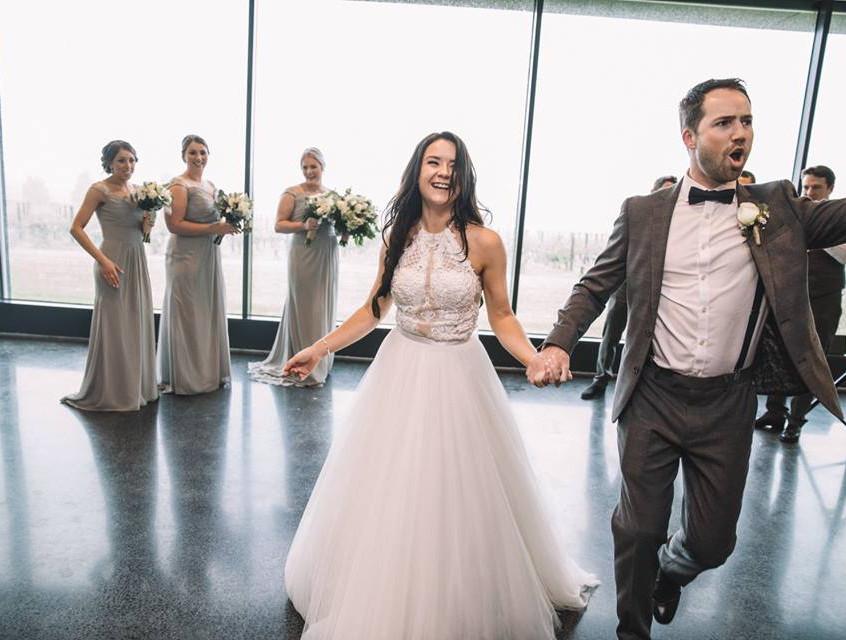 oakridge estate wedding celebrant melbourne