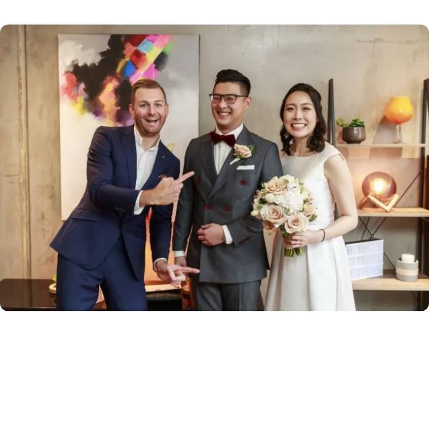 small registry wedding melbourne