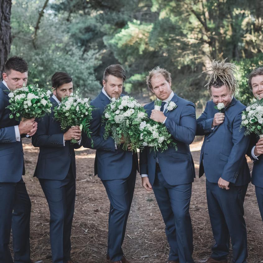 cool male fun wedding celebrants