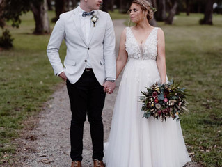 Tanglewood Estate Wedding Celebrant Melbourne!