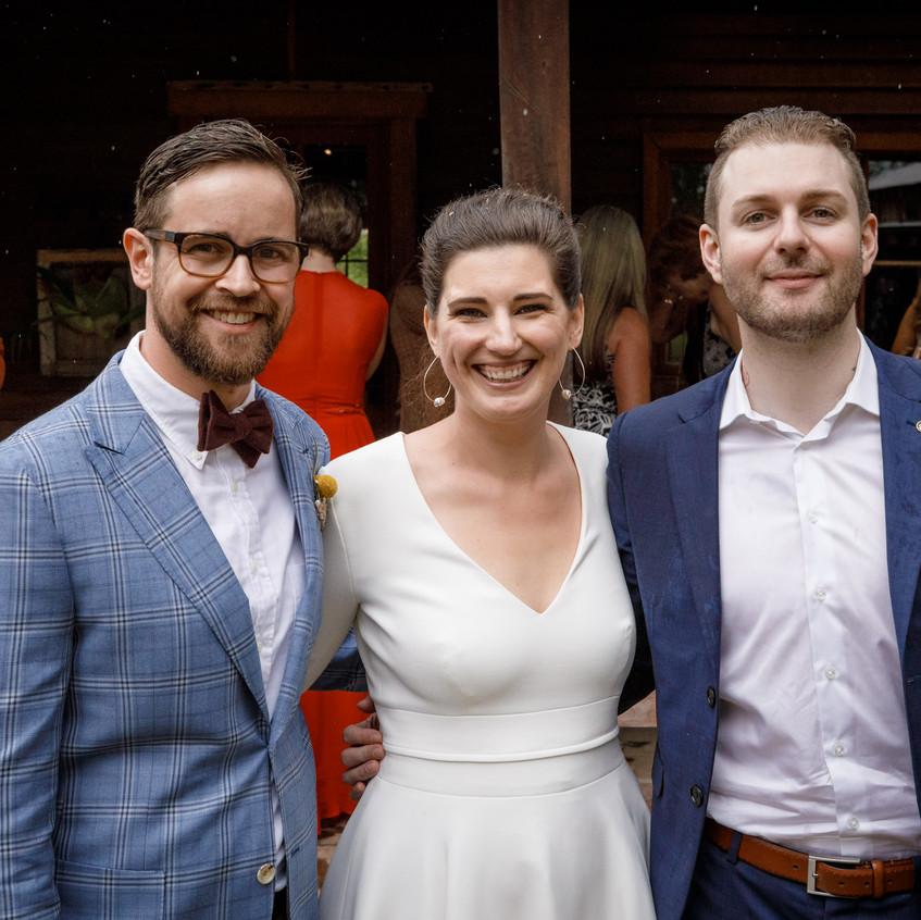 light hearted modern wedding celebrants melbourne