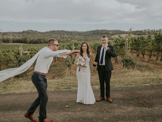 Relaxed Fun Male Celebrant's Melbourne
