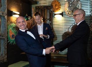 Fun Same Sex Wedding Celebrant's Melbourne