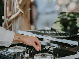 Benn Stone DJ Celebrant extraordinaire!!