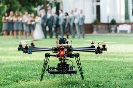 10 things you need to know about Drone Wedding photography.
