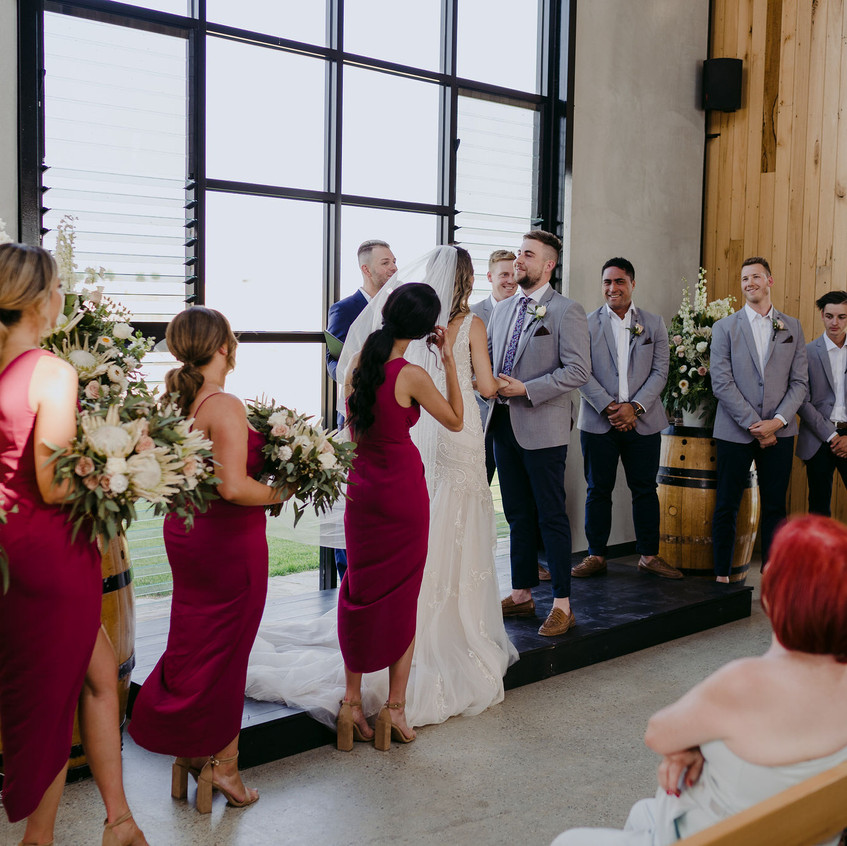 male marriage officiants
