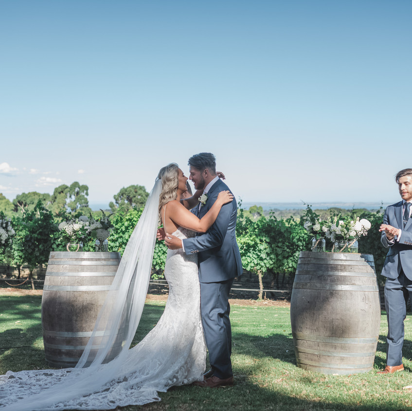cool chilled relaxed wedding celebrants
