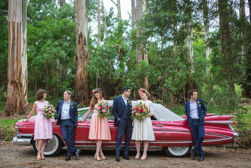 vintage weddings melbourne fun celebrant