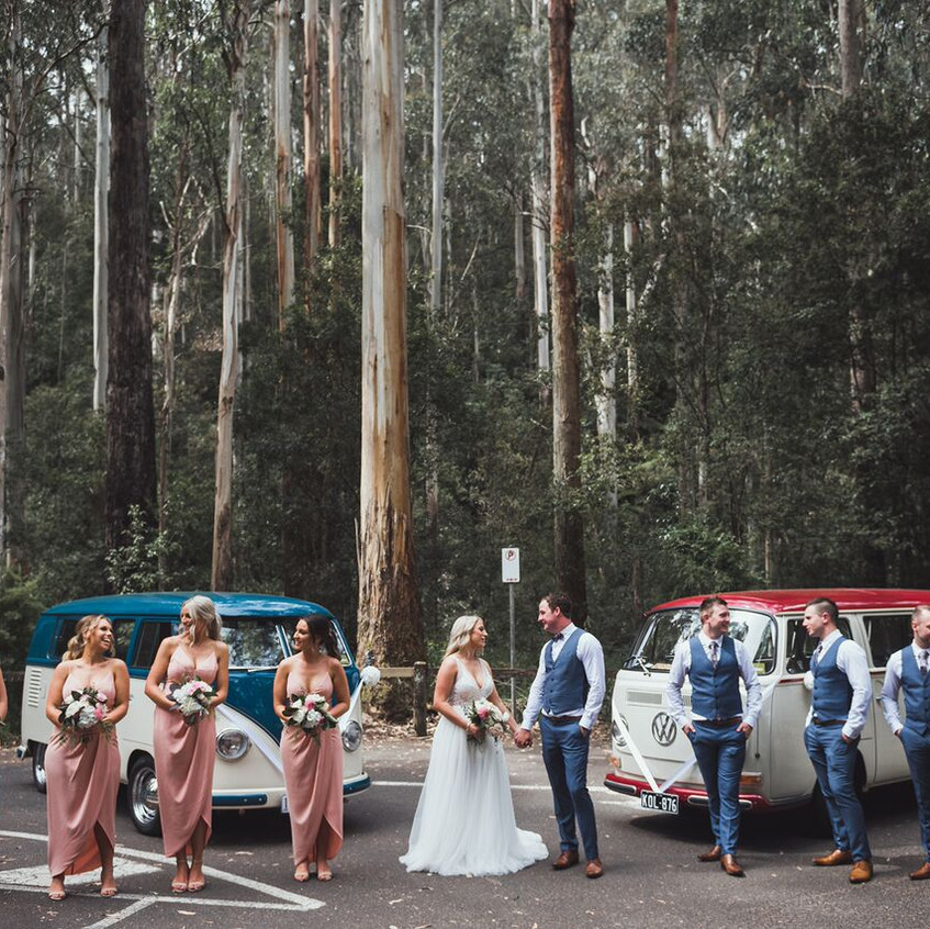 cool relaxed wedding celebrants melbourne