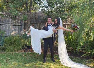 Backyard Wedding Celebrant Melbourne