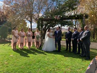 Melbourne's Best Wedding Celebrant- Benn Stone