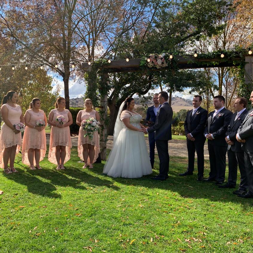 fun wedding melbourne
