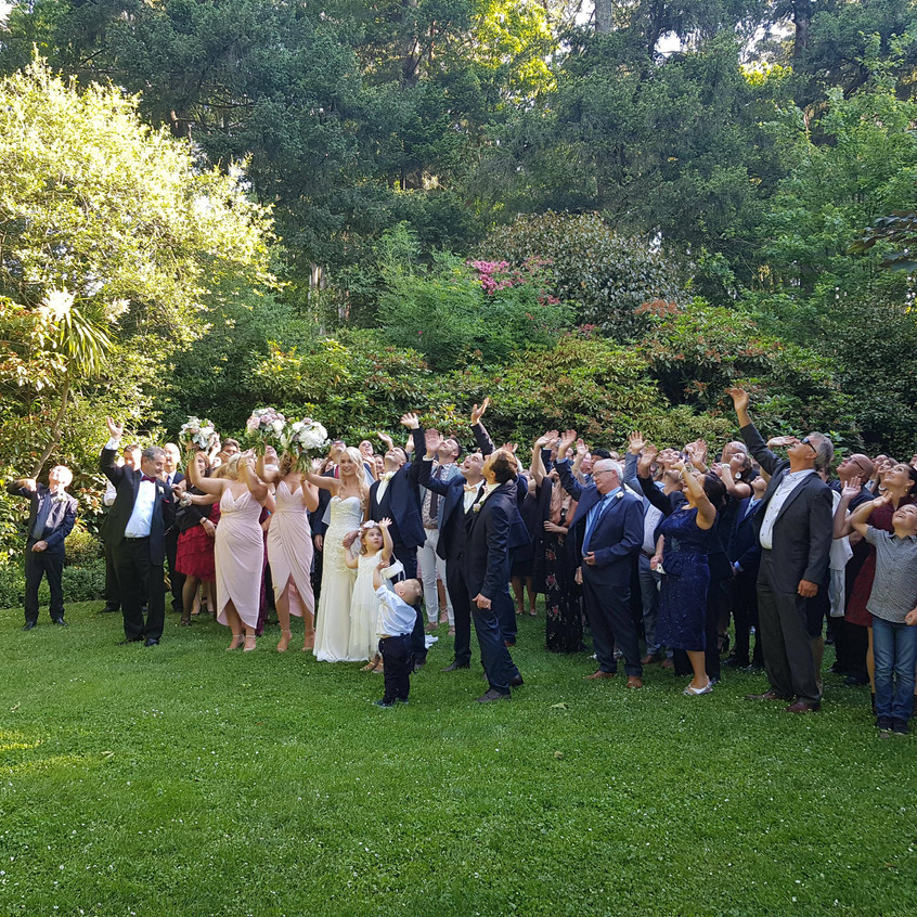 best wedding celebrants mount dandenongs melbourne