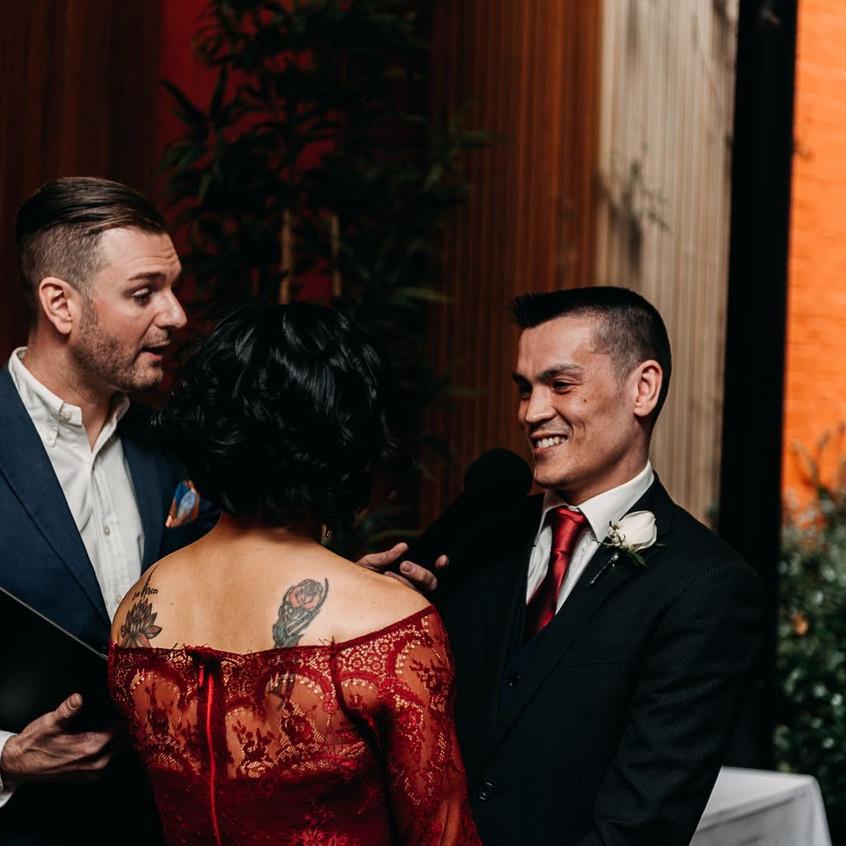 benn stone weddings