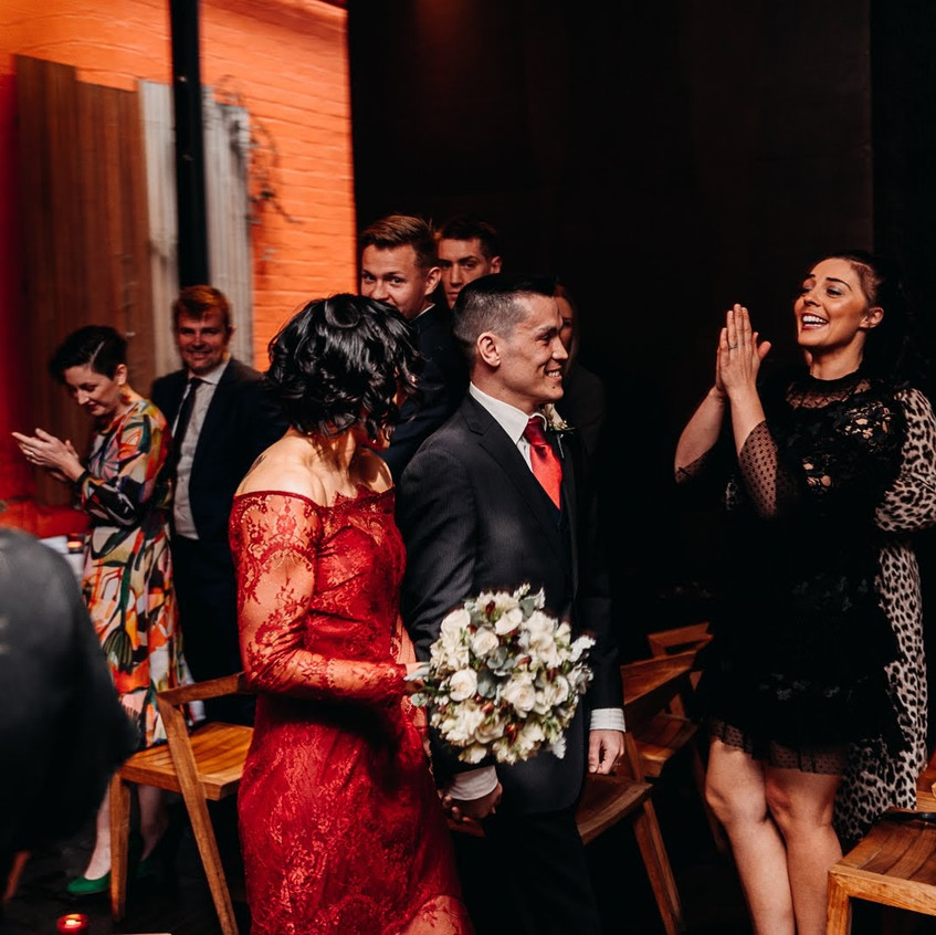 benn stone wedding celebrant