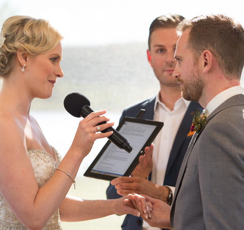 melbourne celebrant fun modern cool wedding