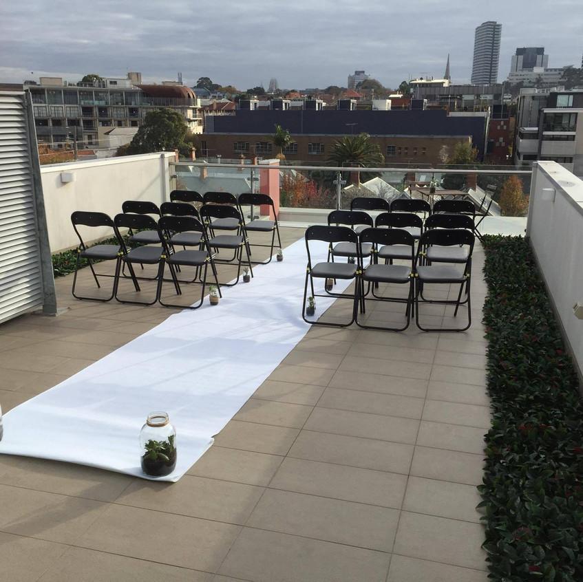 best wedding venue hire Melbourne