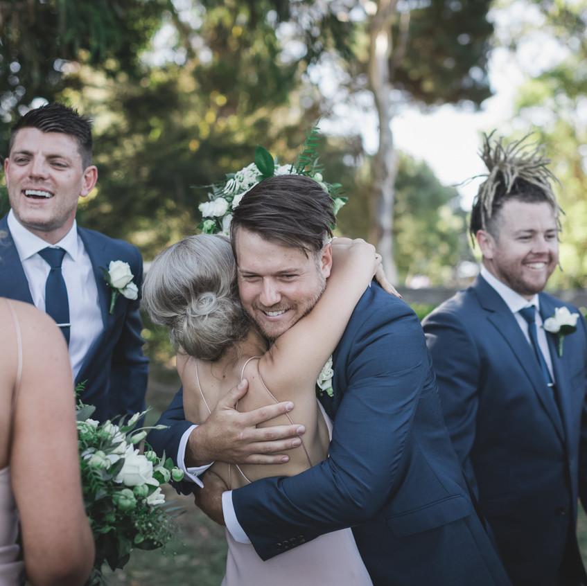 relaxed wedding marriage celebrants