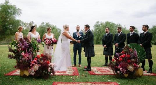 echuca wedding celebrants