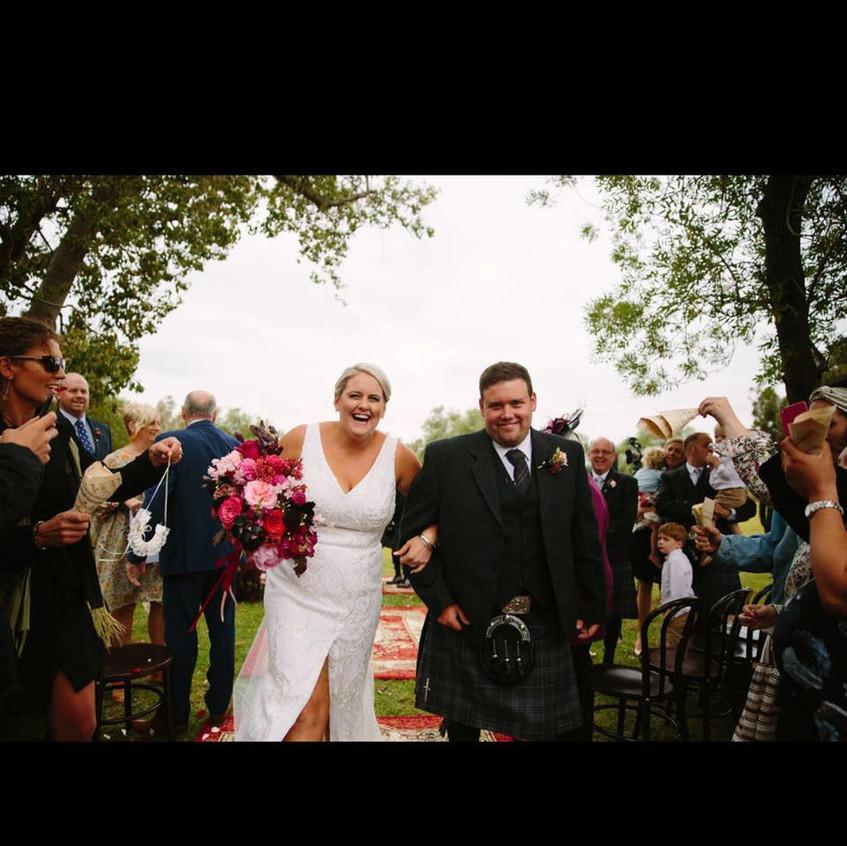 country victoria wedding celebrants