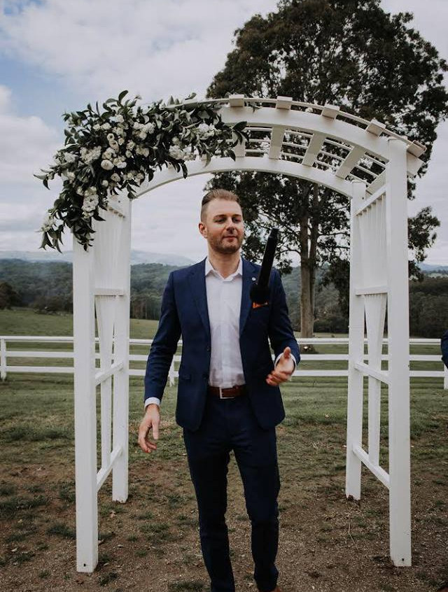 male marriage celebrants melbourne