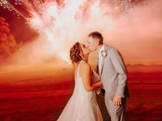 Fireworks are in the Air! Benn Stone - Celebrant