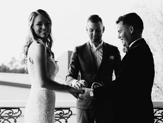 Small COVID Registry Style Weddings Melbourne
