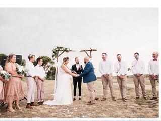 Cool, fun, relaxed wedding celebrant expert!