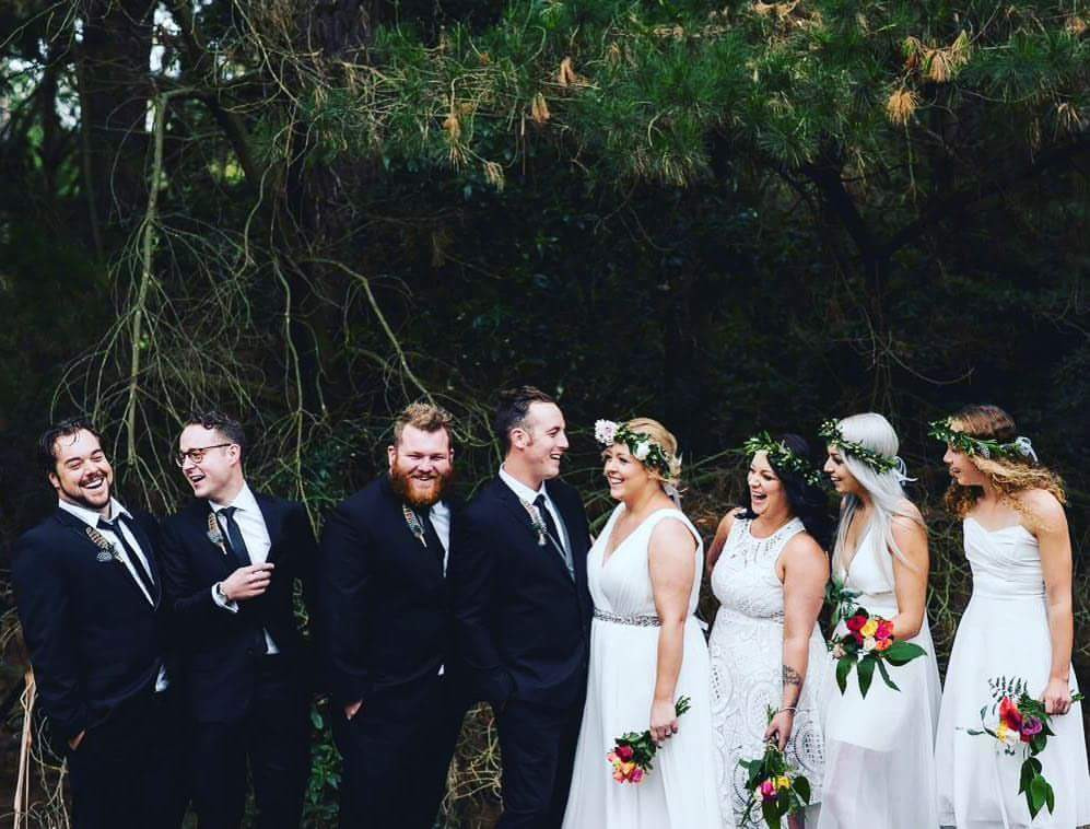 Hey Benn:) Holy hell you did amazing. Everyone commented on how awesome you were and how intimate and cool our ceremony was. We loved every minute and wouldn't change a thing! You really complimented us and kept us at ease and made the whole thing really wonderful:) Thanks a bunch xx