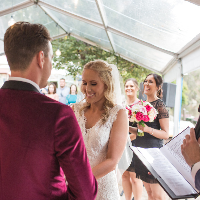 fun cool young wedding celebrants melbourne