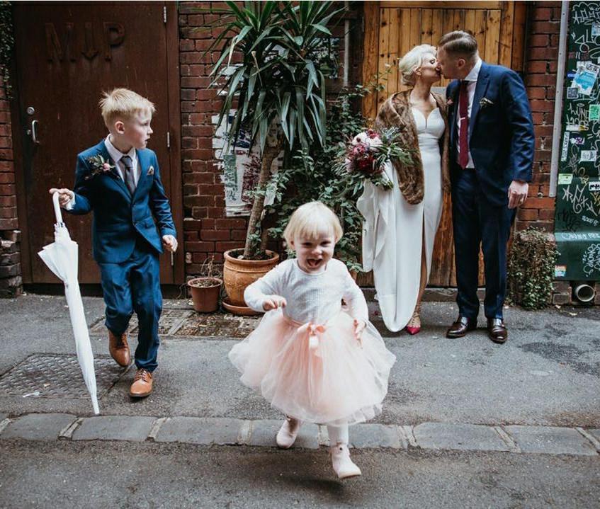 Fun male wedding celebrants melbourne