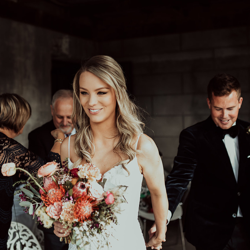 relaxed male wedding celebrants melbourn