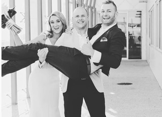 Amazing Melbourne Wedding Celebrant- Benn Stone