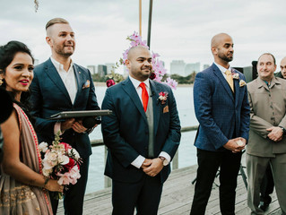 Male wedding celebrant's Melbourne